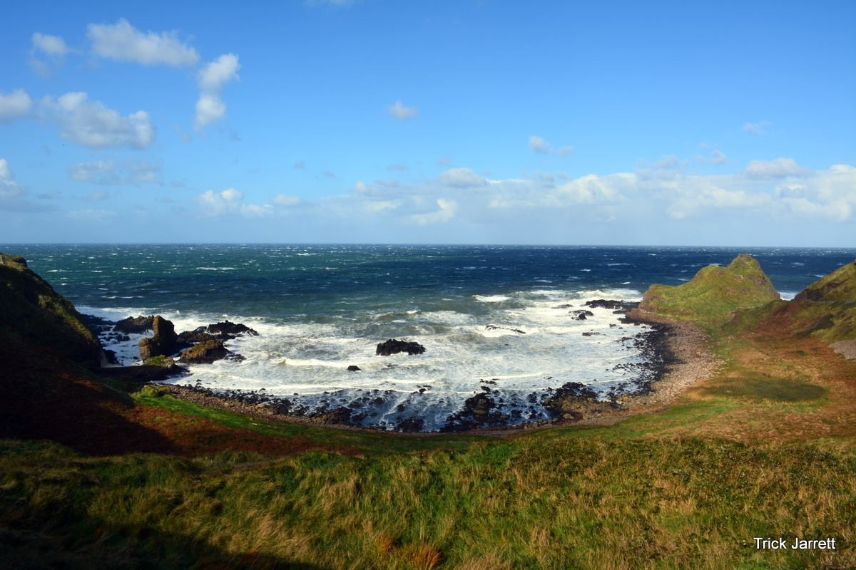 Vacation Part 5 – Sickness and the Giant's Causeway