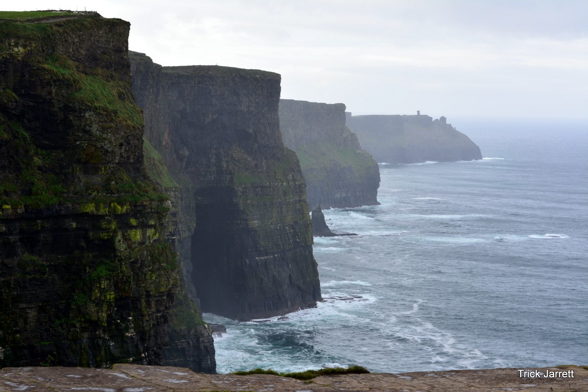 Vacation Part 4 – Mike Murphy and the Cliffs of Moher