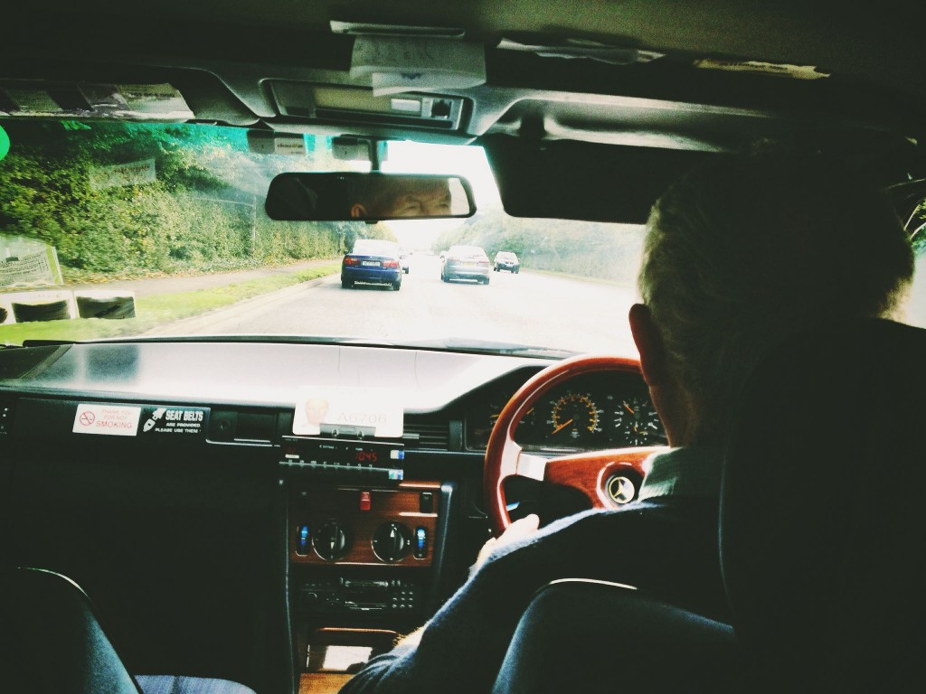 Declan the cabbie