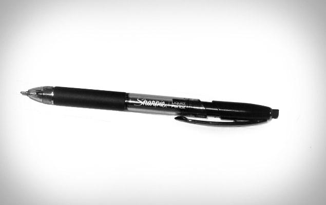 Sharpie's Liquid Pencil